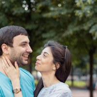 Фотография Дины Алихановой