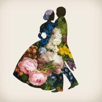 """Логотип Студия старинного танца """"Fleur de la danse"""""""