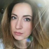 Фотография анкеты Анны Лазебной ВКонтакте