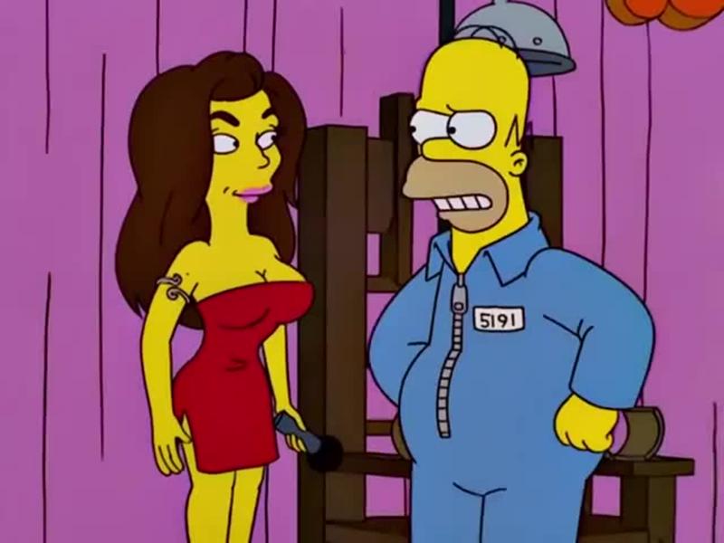 Симпсоны - Я сделал свой выбор