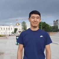Личная фотография Чынгыза Калыбаева