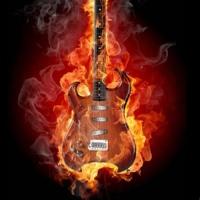 Логотип Rock Event Booking!