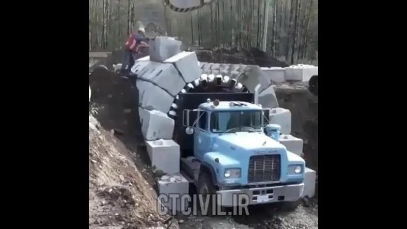 Строительство туннеля видеообзор Сделал сам