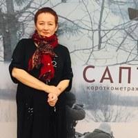 Фото Зухры Буракаевой