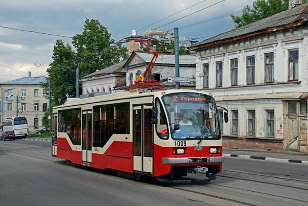 Реформа общественного транспорта в Нижегородской а...
