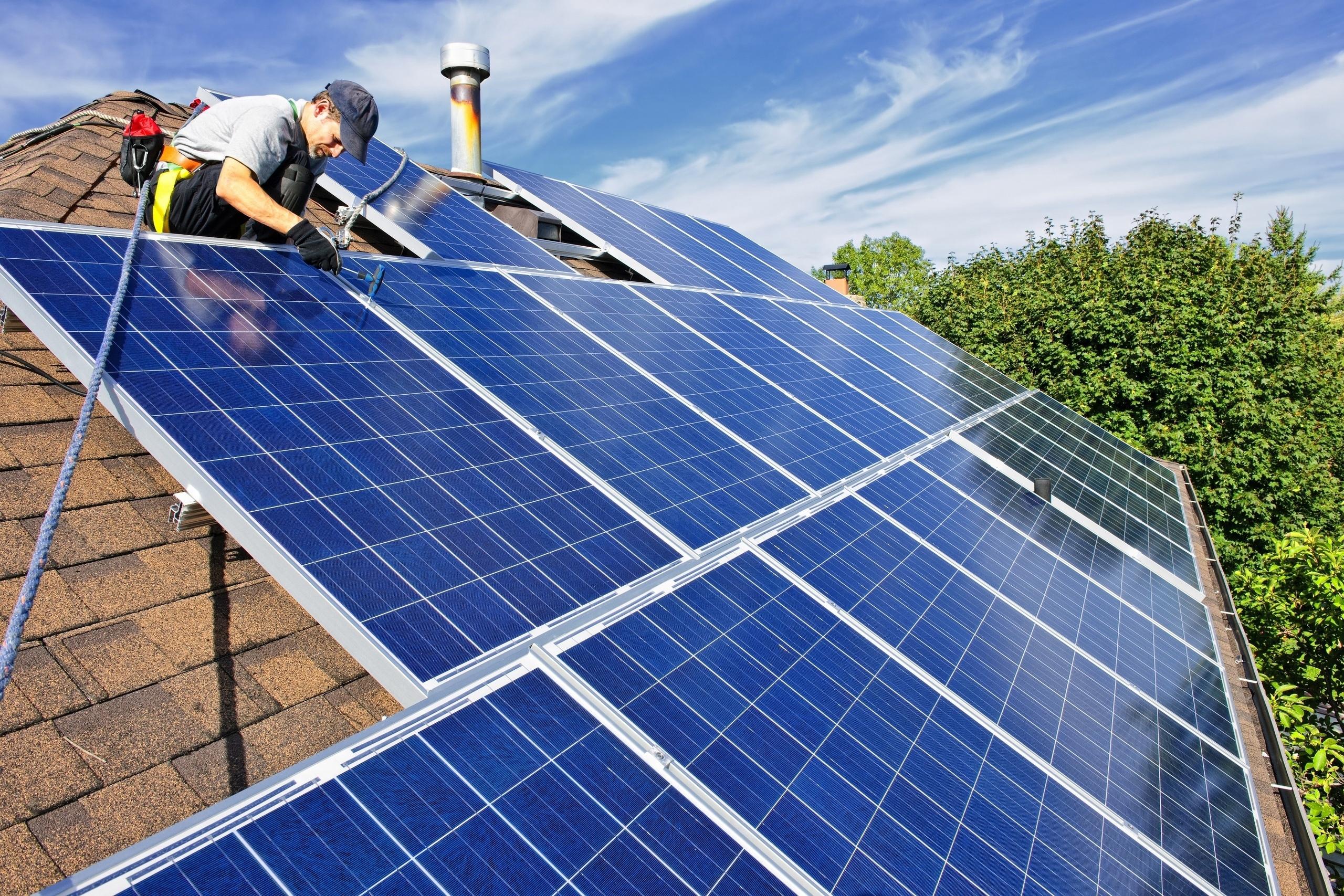 Бизнес-идея: Установка солнечных батарей Стоимость электричества и