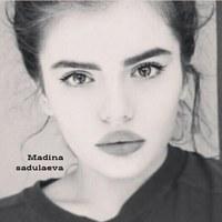 Фотография Мадины Садулаевой ВКонтакте