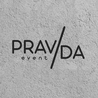 """Логотип Клуб """"PRAVDA"""""""