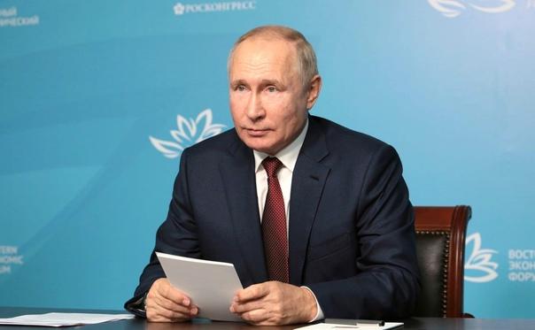 🦠 Новая порция поручений от Владимира Путина для р...