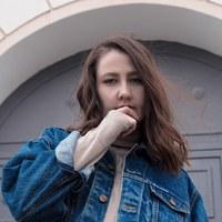 Фотография анкеты Лены Калининой ВКонтакте