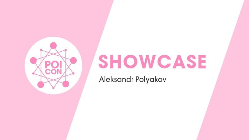 ALEKSANDR POLYAKOV | SHOWCASE | POICON 2020