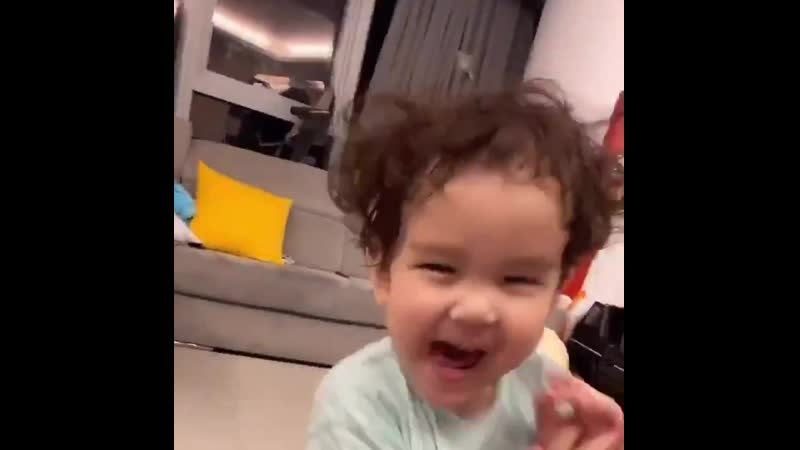 Tirtir CEO uploaded a video of her son dancing to candy challenge thats so adorable