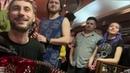 Поезд Москва-Воркута, вагон ресторан, гармонисты отжигают А.Симонов, Саня Болт, Алексей Арбатский