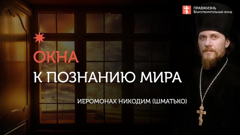 2006 06 06 Вознесение Господне Душа и органы чувств проповедь иеромонах Никодим Шматько