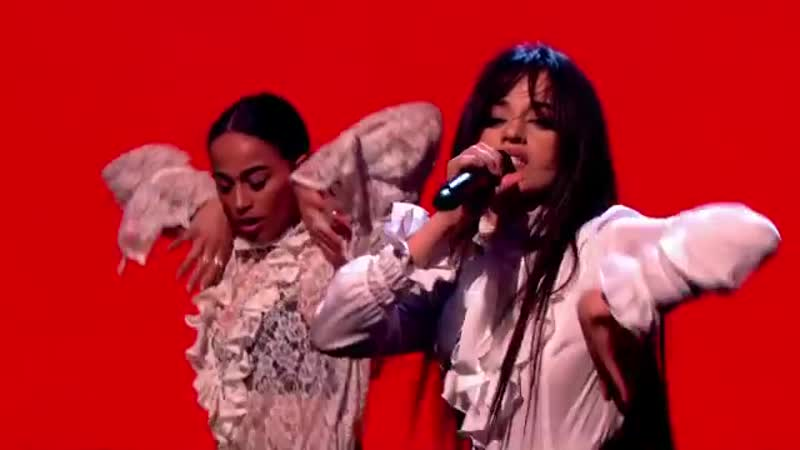 Camila Cabello Havana Live on The Graham Norton Show
