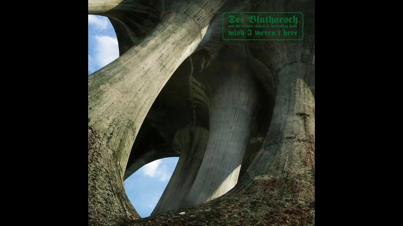 Der Blutharsch and the infinite church of the leading hand wish I weren`t here (full album)