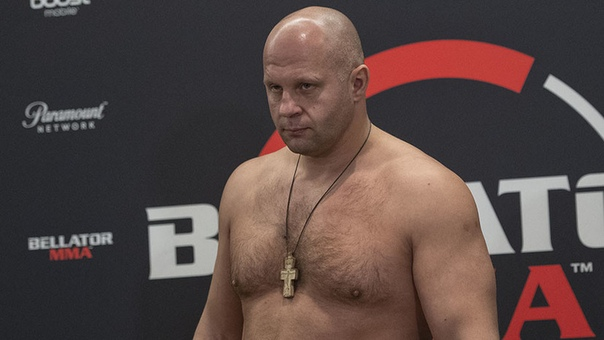 Фёдор Емельяненко сделал заявление насчёт следующего боя  ➡Подробнее: https://russian.rt.com/sport/news/769847-f-emelyanenko-sleduyuschii-boi