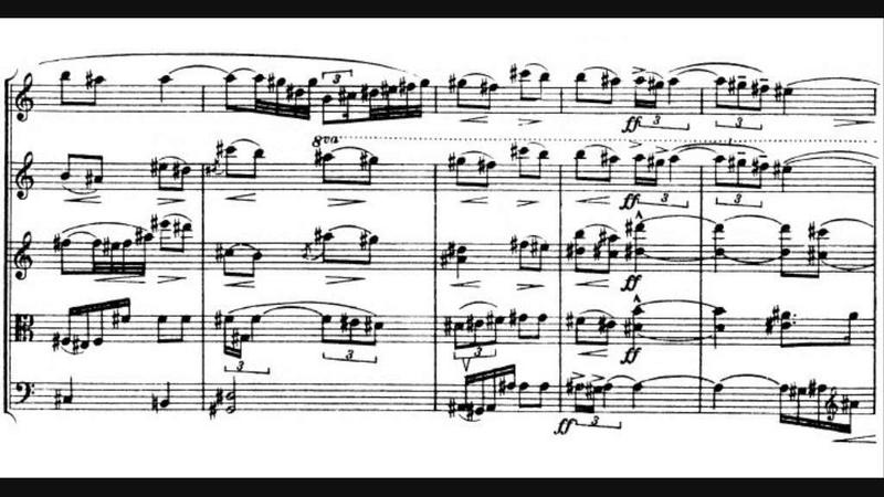 Gerald Finzi Interlude for Oboe and String Quartet Op 21