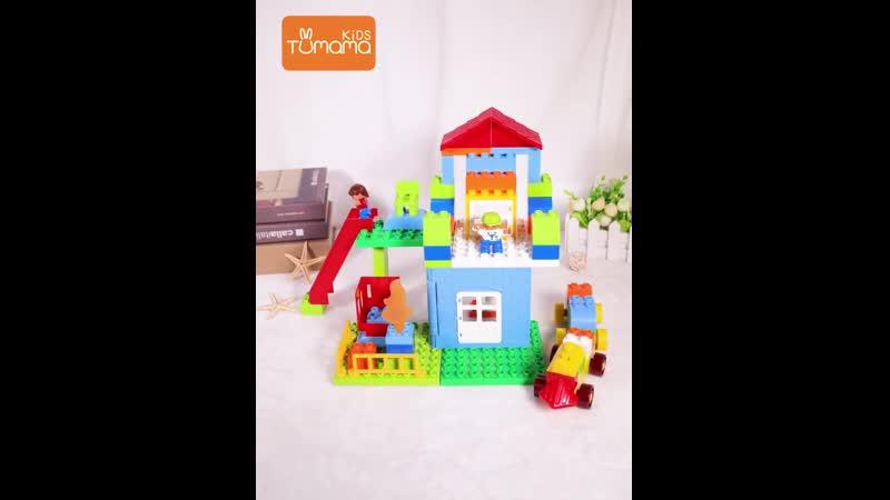 Конструктор совместимый с Lego Duplo