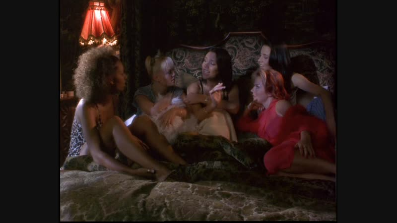 Spice Girls - Spiceworld The Movie - Manor Bedroom Scene 10.06.1997