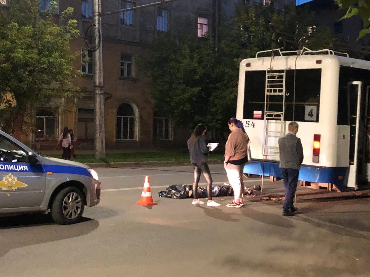 Смертельная авария в Кирове 25 августа 2020 года