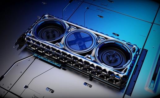 Будущая топовая видеокарта от Intel?