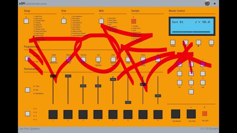 ESPi AKA SP1200 Software Boombap Fantasm by Funky RecordZ