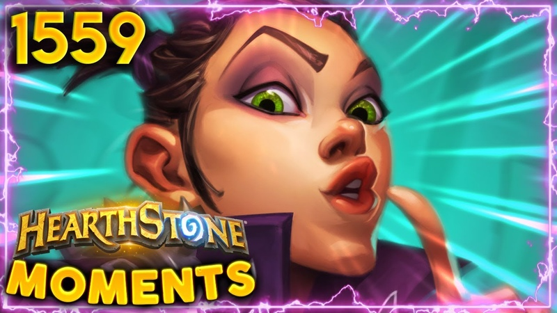 The 2 Drop That WILL RUIN YOUR DREAMS Hearthstone Daily Moments Ep 1559