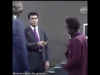 Мухаммед Али на телешоу