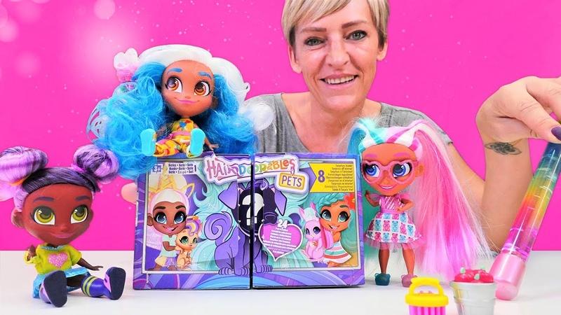Las muñecas buscan una mascota Juguetes para niñas Hairdorables en español Vídeos para niñas