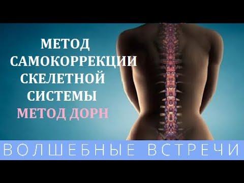 Лилия Карипанова Метод Самокоррекции скелетной системы Методика ДОРН
