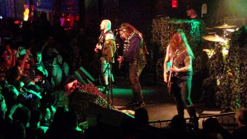 Soulfly - Blood, Fire, War, Hate (Live @ the Cabooze) Feb 19th, 2020