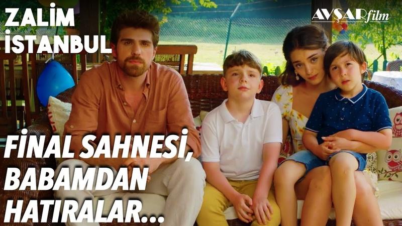BABAMDAN HATIRALAR (FİNAL SAHNESİ) - Zalim İstanbul 39. Bölüm