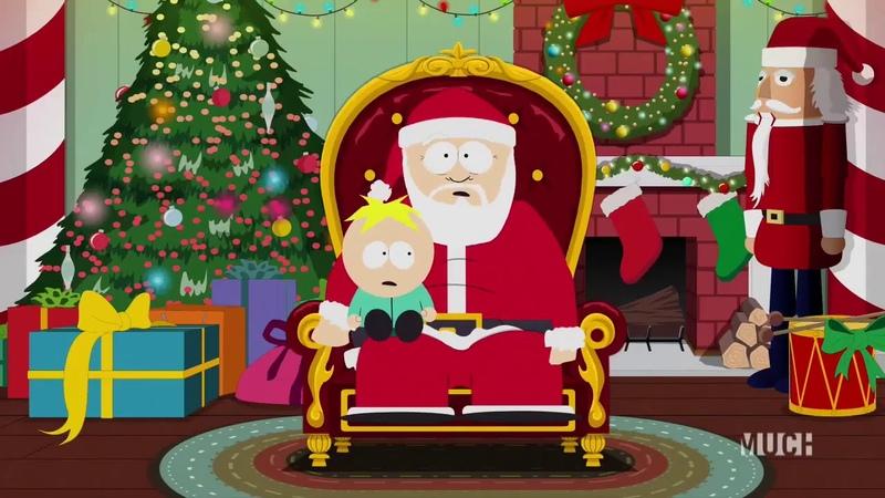 Южный парк - Рождество (Полная серия)