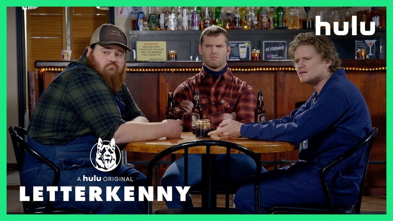 Letterkenny Season 9 Streaming December 26 A Hulu Original Series