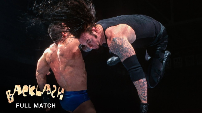 FULL MATCH Undertaker vs Ken Shamrock WWE Backlash 1999