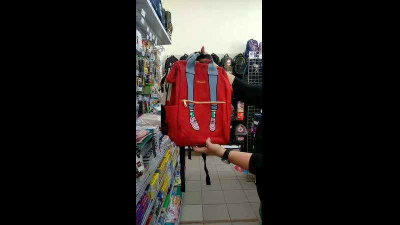 Обзор стильной сумки для мамочек