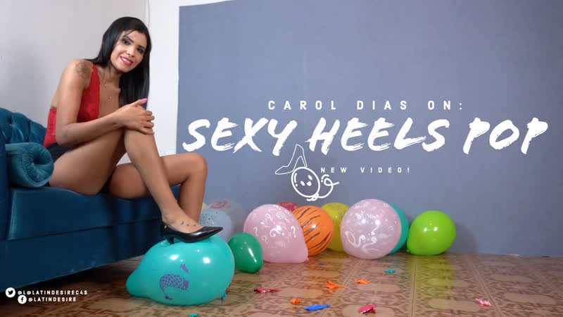 Sexy Heels pop by Carol Diaz is on 106942