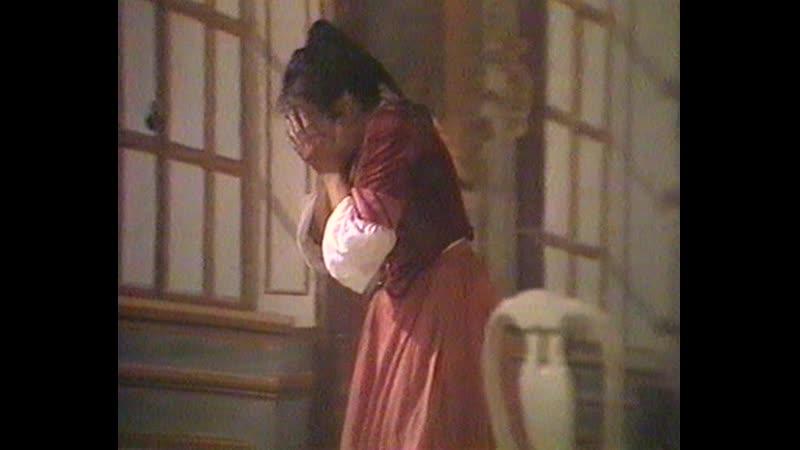Стокгольмская опера Свадьба Фигаро Act II