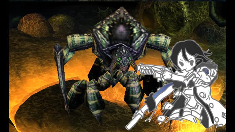 Dungeon Siege 2 - Часть 11 - Чудовище из Пещер Китрайи