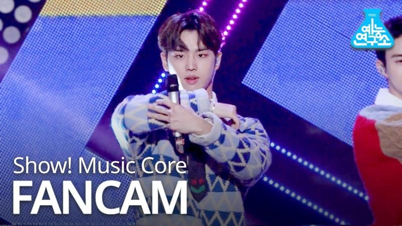 [예능연구소 직캠] PENTAGON - Spring Snow (HONGSEOK), 펜타곤 - 봄눈 (홍석) @Show! Music Core 20200104