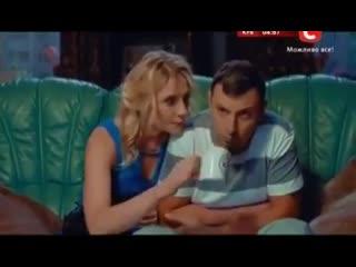 Пьяная жена пришла домой)