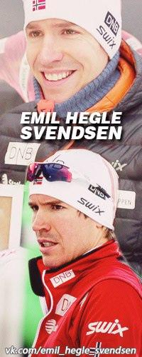 Emil Hegle Svendsen / Эмиль Хегле Свендсен