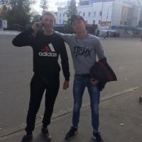 Фотография Сашы Хрестина ВКонтакте