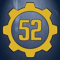 Логотип Vault 52 - клуб Warhammer Нижний Новгород