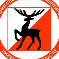 Логотип Нижегородское ориентирование