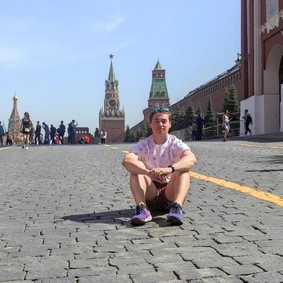 Влад, 20, Rybinsk