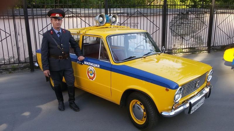 ГИБДД и граждане СССР, вот так мы ездим в Москве.25 мая 2020 г.