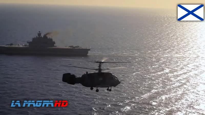 Admiral Kuznetsov Russian Navy Aircraft Carrier 1080p