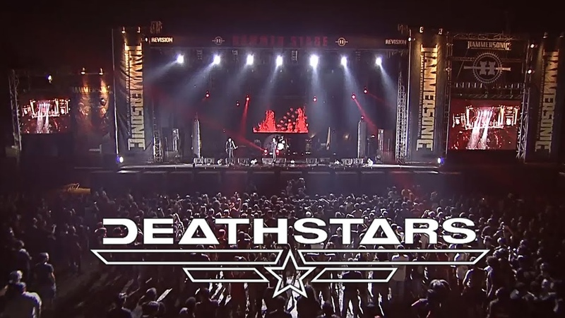 DEATHSTARS Night Electric Night Live in Indonesia